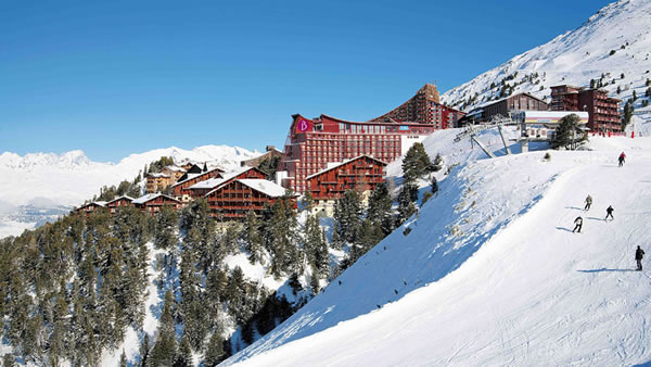 Hotel Club Belambra